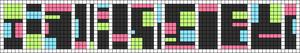 Alpha pattern #40211