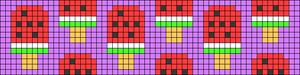 Alpha pattern #40235