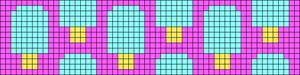 Alpha pattern #40236