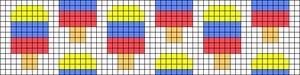 Alpha pattern #40238