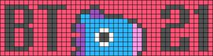 Alpha pattern #40257