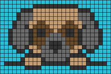 Alpha pattern #40270