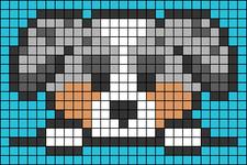Alpha pattern #40271