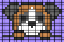 Alpha pattern #40273