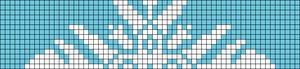 Alpha pattern #40287
