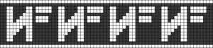 Alpha pattern #40290