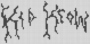 Alpha pattern #40313