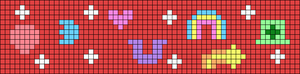 Alpha pattern #40315