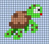 Alpha pattern #40318