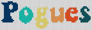 Alpha pattern #40345