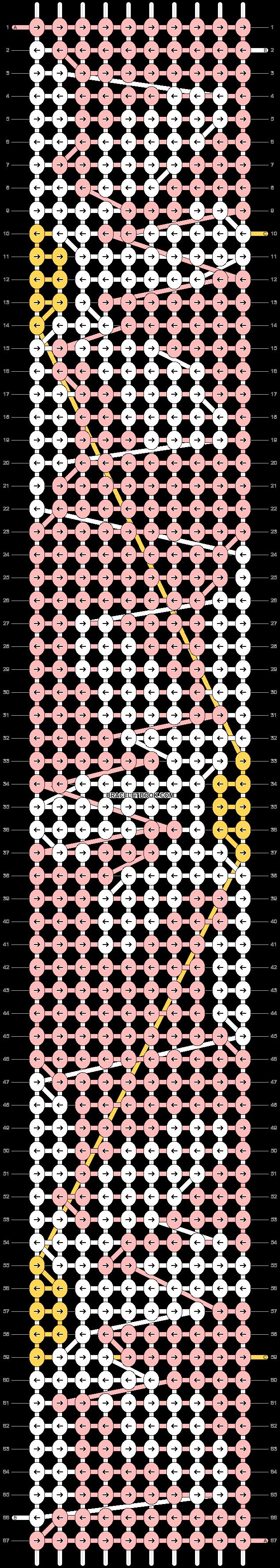 Alpha pattern #40357 pattern