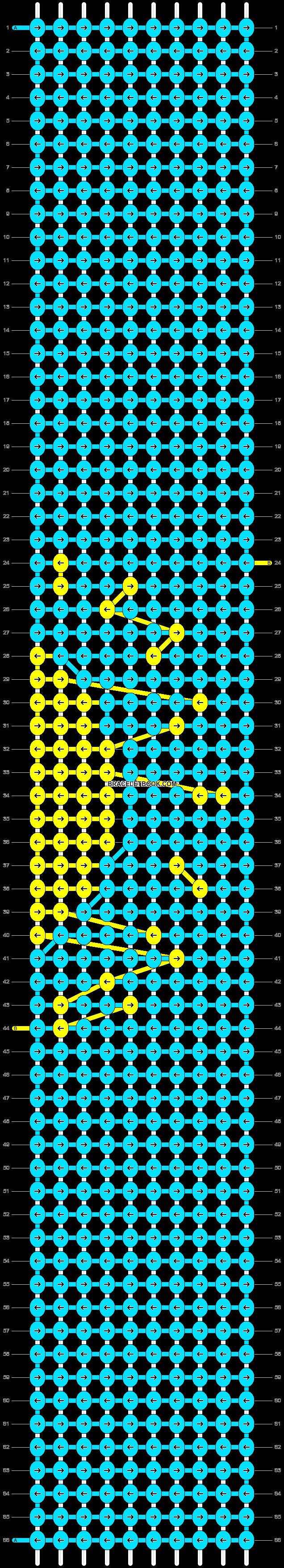 Alpha pattern #40359 pattern