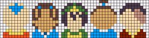 Alpha pattern #40360