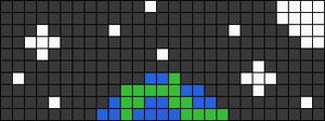 Alpha pattern #40386