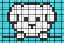 Alpha pattern #40391