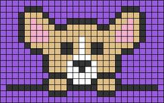 Alpha pattern #40396