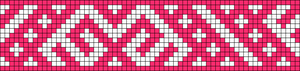 Alpha pattern #40400
