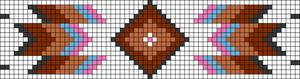 Alpha pattern #40402