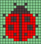 Alpha pattern #40411