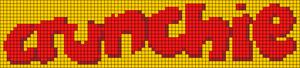 Alpha pattern #40420