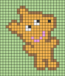Alpha pattern #40441