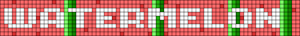Alpha pattern #40445