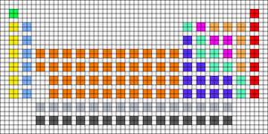 Alpha pattern #40455
