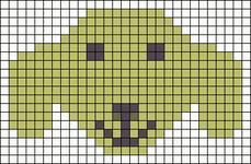 Alpha pattern #40476