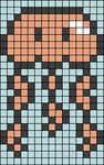 Alpha pattern #40483