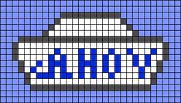 Alpha pattern #40495