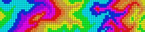 Alpha pattern #40498