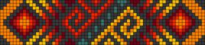 Alpha pattern #40500