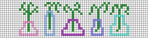 Alpha pattern #40501