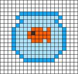 Alpha pattern #40505