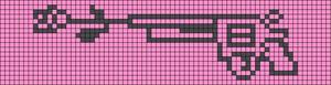 Alpha pattern #40506