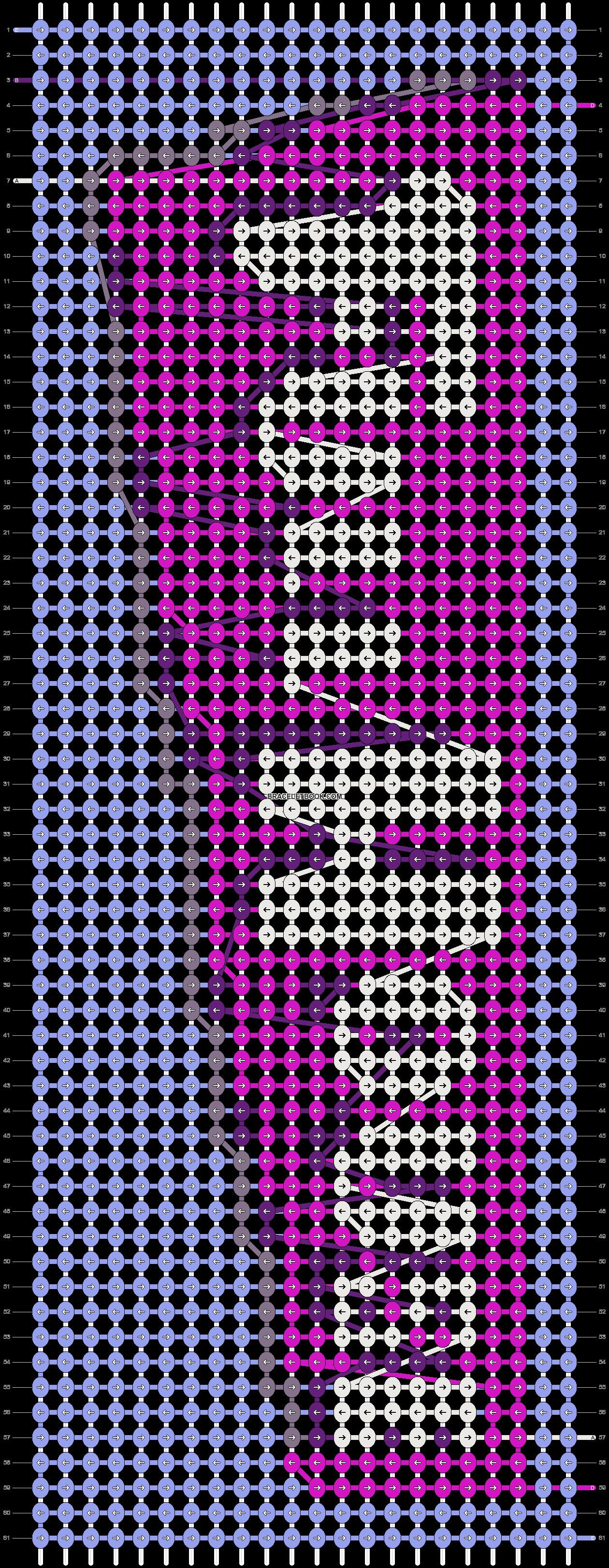Alpha pattern #40509 pattern