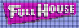 Alpha pattern #40509