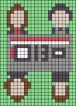 Alpha pattern #40511