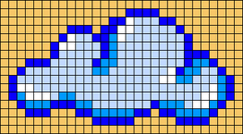 Alpha pattern #40517
