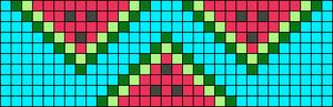 Alpha pattern #40523
