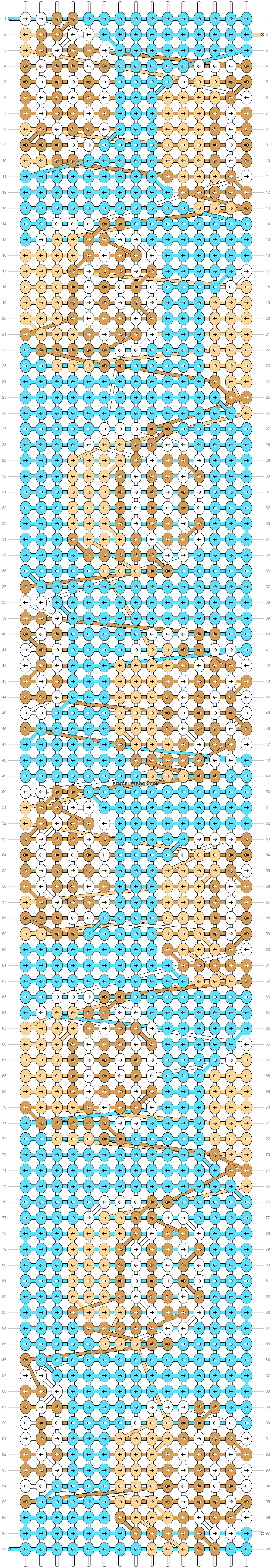 Alpha pattern #40533 pattern