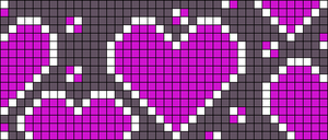 Alpha pattern #40534