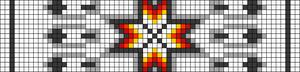 Alpha pattern #40535