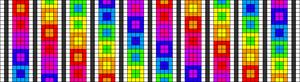 Alpha pattern #40541