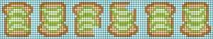 Alpha pattern #40545