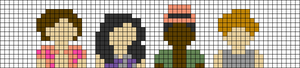 Alpha pattern #40548