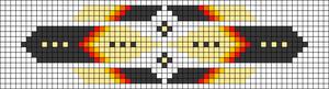Alpha pattern #40558
