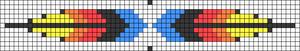 Alpha pattern #40563