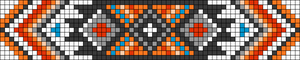 Alpha pattern #40577