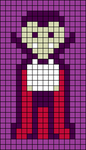 Alpha pattern #40581